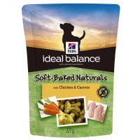 Hill's Ideal Balance snack con Pollo & Carota