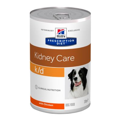 Hill's k/d Prescription Diet Kidney Care latas para perros