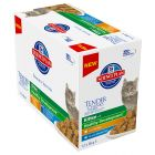 Hill's Kitten Healthy Development 12 x 85 g - Pack misto