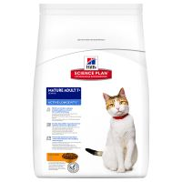 Hill's Mature Adult 7+ Active Longevity con pollo para gatos