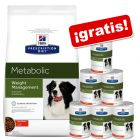 Hill's Metabolic Prescription Diet pienso + 6 latas ¡gratis!