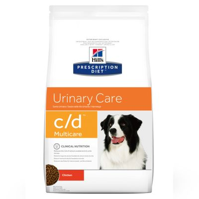 Hill's Prescription Diet Canine C/D Urinary Care Hondenvoer met Kip