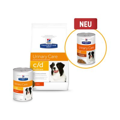 Hill's Prescription Diet Canine c/d Urinary Care Stew - Chicken