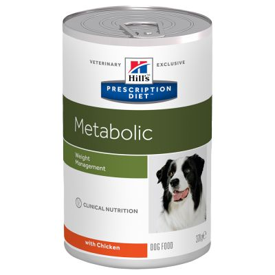 Hill's Prescription Diet Canine Metabolic Hondenvoer met Kip