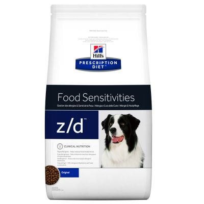 Hill´s Prescription Diet Canine Z/D Food Sensitivities Hondenvoer Original