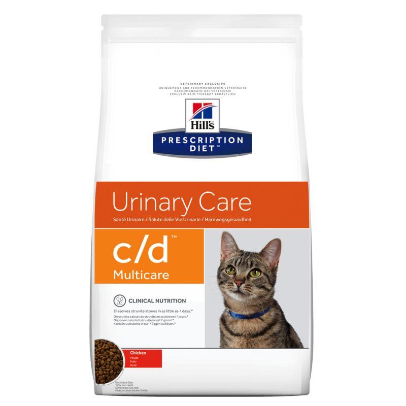 Hill's Prescription Diet c/d Multicare Urinary Care com frango