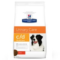 Hill's Prescription Diet c/d Multicare Urinary Care secco per cani
