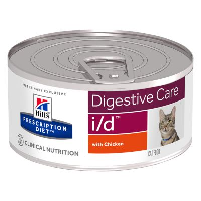 Hill's Prescription Diet Feline i/d Digestive Care, kurczak