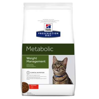 Hill's Prescription Diet Feline Metabolic - redukcja wagi