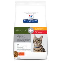 Hill's Prescription Diet Feline Metabolic+Stress Weight+Urinary Care