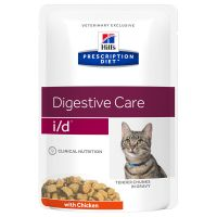 Hill's Prescription Diet id Digestive Care, kurczak w sosie