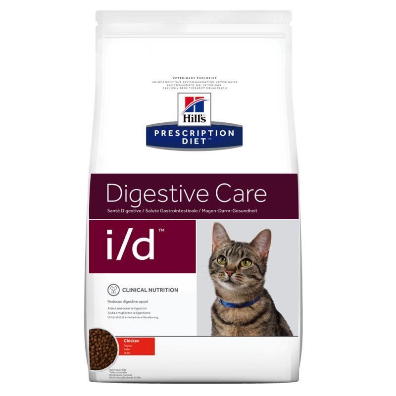 Hill's Prescription Diet i/d Digestive Care ração para gatos