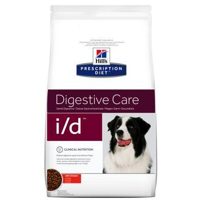 cibo secco per cani hill's prescription diet i/d digestive care