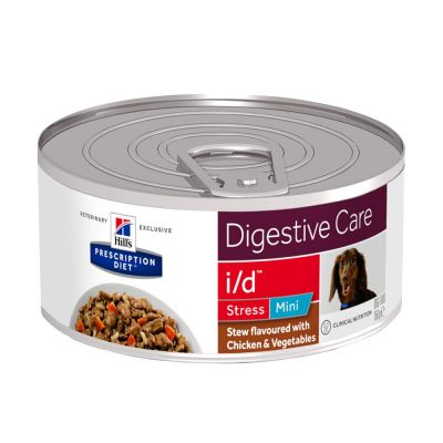 Hill's Prescription Diet i/d Digestive Care Stress Mini Spezzatino Pollo
