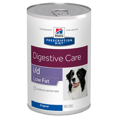 Hill's Prescription Diet i/d Low Fat Digestive Care umido per cani