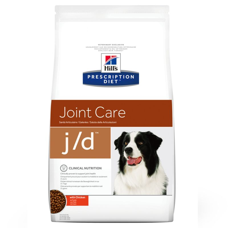 Hill's Prescription Diet j/d Joint Care hundfoder med kyckling