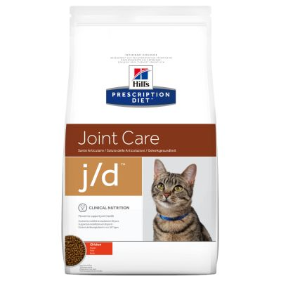 Hill's Prescription Diet j/d Joint Care secco per gatti