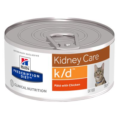 Hill's Prescription Diet k/d Kidney Care Hrană pisici