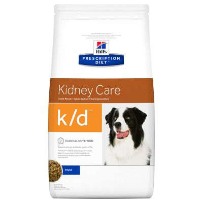 Hill's Prescription Diet k/d Kidney Care Original kutyatáp