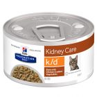 Hill´s Prescription Diet k/d Kidney Care Stew cu pui Hrană pisici