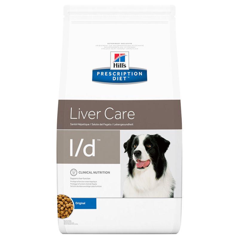 Hill's Prescription Diet l/d Liver Care Original hundfoder