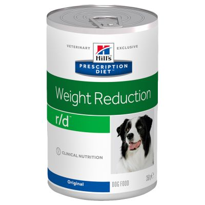 Hill's Prescription Diet r/d Weight Reduction hundefoder Original