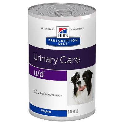 Hill's Prescription Diet u/d Urinary Care Hundefutter Original