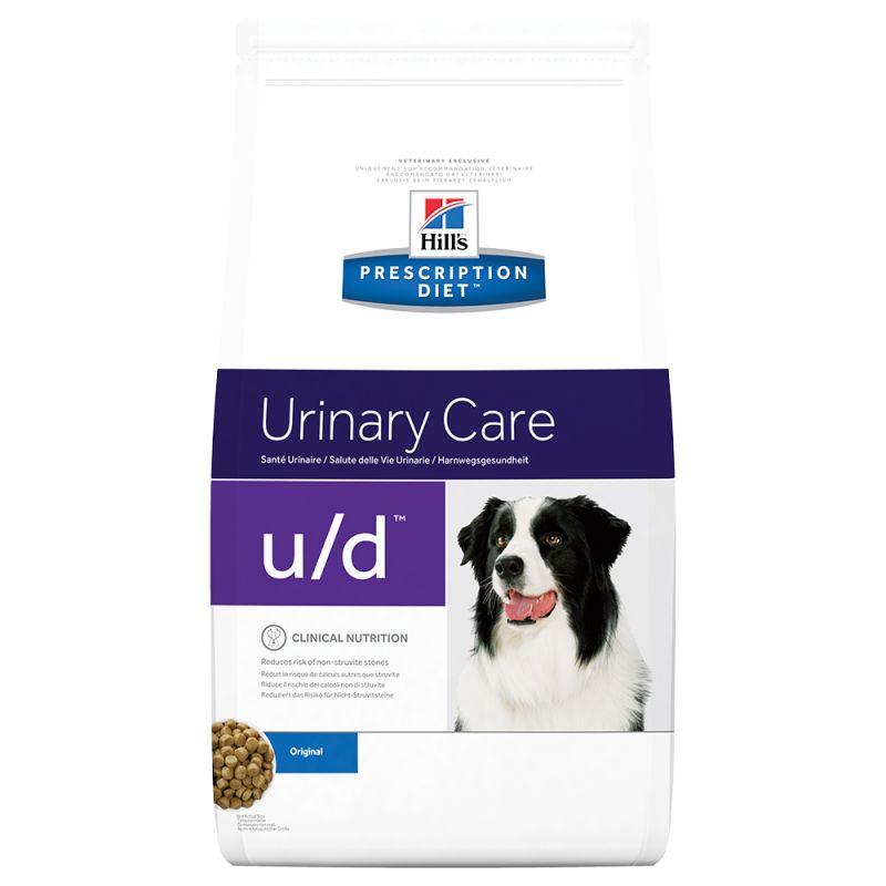 Hill's Prescription Diet u/d Urinary Care Original hundfoder