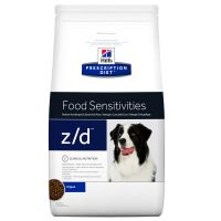 Hill's Prescription Diet z/d Food Sensitivities secco per cani