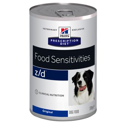 Hill's Prescription Diet z/d Food Sensitivities umido per cani