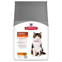 Hill's Science Plan Adult 1+ Adult Hairball Control Pollo