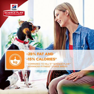 Hill's Science Plan Adult Advanced Fitness Light Large Breed with Chicken