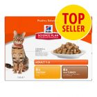 Hill's Science Plan Adult Cat Multipack Pouch