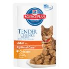 Hill's Science Plan Adult Cat Optimal Care - Chicken