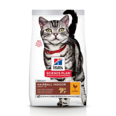Hill's Science Plan Adult Hairball & Indoor - Kip