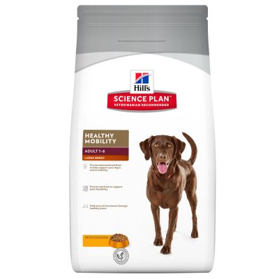 Hill's Science Plan Adult 1-6 Healthy Mobility Large Breed csirke