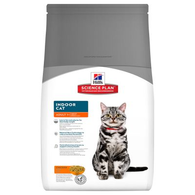 Hill's Science Plan Adult 1-6 Indoor Cat Kylling