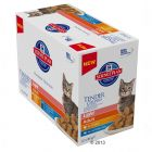 Hill's Science Plan Adult Light Cat Multipack 12 x 85g