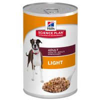 Hill's Science Plan Adult 1-6 Light 6 x 370 g