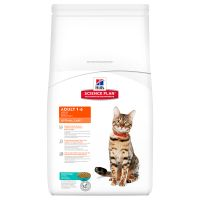 Hill's Science Plan Adult 1-6 Optimal Care Kattenvoer met Tonijn