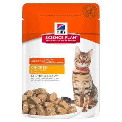 Hill's Science Plan Adult Optimal Care Probeerpakket Kattenvoer