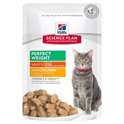 Hill's Science Plan Adult 1-6 Perfect Weight 12 x 85 g