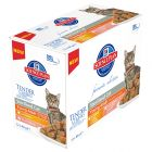 Hill's Science Plan Adult Sterilised Cat Multipack 12 x 85g