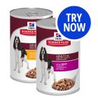 Hill's Science Plan Canine - Adult Mixed Pack