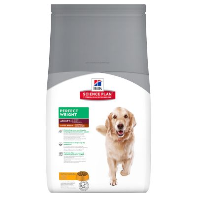 Hill's Science Plan Canine Adult - Perfect Weight Large Chicken