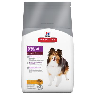 Hill's Science Plan Canine Sensitive Stomach & Skin - Chicken