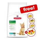 Hill's Science Plan Kitten Healthy Development Dry Food + Emoji Toy Free!*