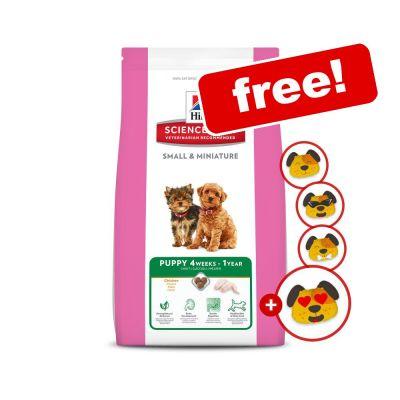 Hill's Science Plan Puppy Dry Food + Puppy Emoji Toy Free!*