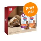 Hill's SP Adult Optimal Care 4 x 85 g prøvepakke