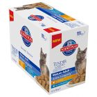 Hill's SP Chunks in Gravy Mature Adult 7+ Chicken & Fish